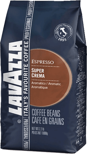 Кавa Lavazza Super Crema (1 кг.)