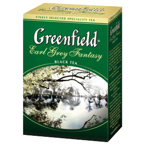 Чай чорний Grinfield Earl Gray Fantasy (100 г.)