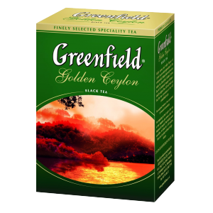Чай чорний Greenfield Golden Ceylon (100 г.)