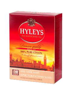 Чай чорний Hyleys English Aristocratic (100 г.)