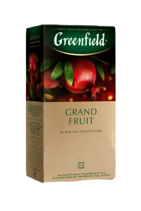 Чай Greenfield Grand Fruit (25 пак.)