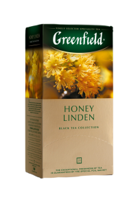 Чай Greenfield HONEY LINDEN (25 пак.)