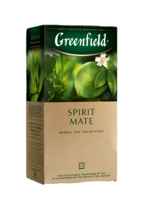 Чай Greenfield SPIRIT MATE (25 пак.)