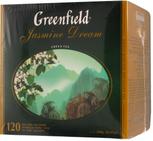 Чай зелений Greenfield Jasmine Dream