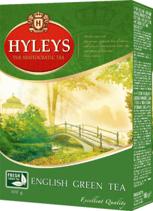 Чай Hyleys English Green Tea (100 г.)