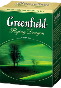 Чай зелений Greenfield Flying Dragon (100 г.)
